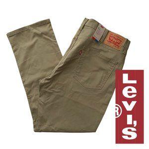 Levi's Men's 511 Slim Jeans, Harvest Gold, 40Wx30L